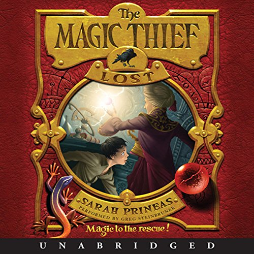 The Magic Thief: Lost Audiobook [Free Download by Trial] thumbnail