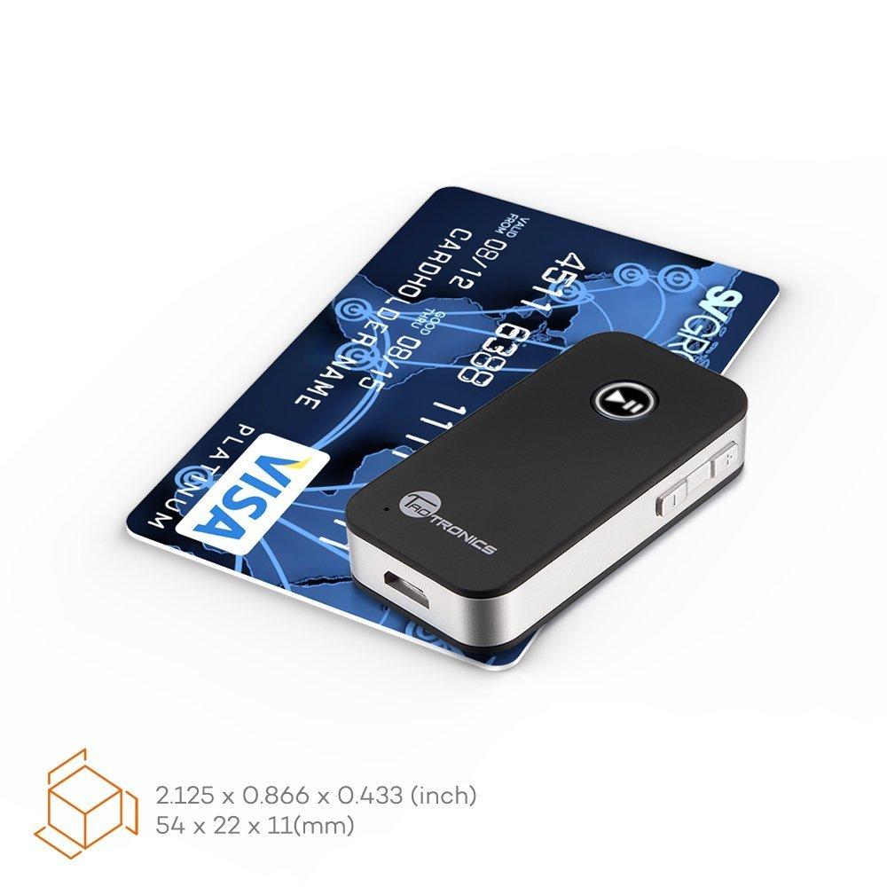 Bluetooth Receiver, TaoTronics Portable Wireless Audio: Amazon.co ...
