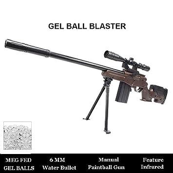 Shundatong Jf 19 Mag Fed Jump Shell Manual Water Pellets Toy Gun