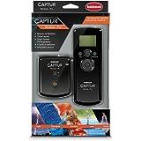 Hahnel CAPTUR Remote Camera/Flash Trigger Captur Pro Module, Black (HL -CAPTUR Pro)