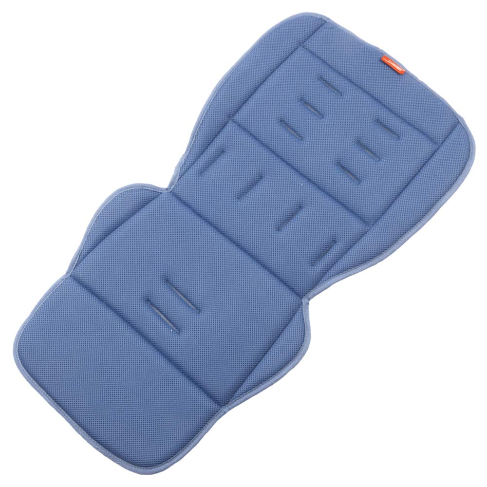 Seat Liners for Baby Pushchairs Strollers Pram Buggys Universal Breathable for 4 Seasons Baby Products Fog Blue
