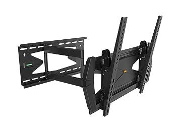 Monoprice Full Motion TV Wandhalterung Mit Diebstahlschutz Funktion  Vollbeweglich 32 55 Inch