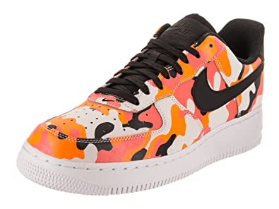 on sale c02bd 6c54d NIKE SCARPE UOMO AIR FORCE 1  07 LV8 823511 (44-800 TEAM ORANGE