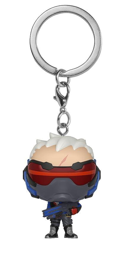 Funko - Overwatch Series 4 Idea Regalo, Llavero ...