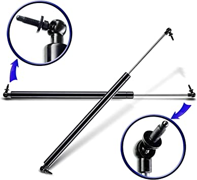 2PCS Rear Tailgate Lift Support Strut Shock for Chrysler Town /& Country Dodge