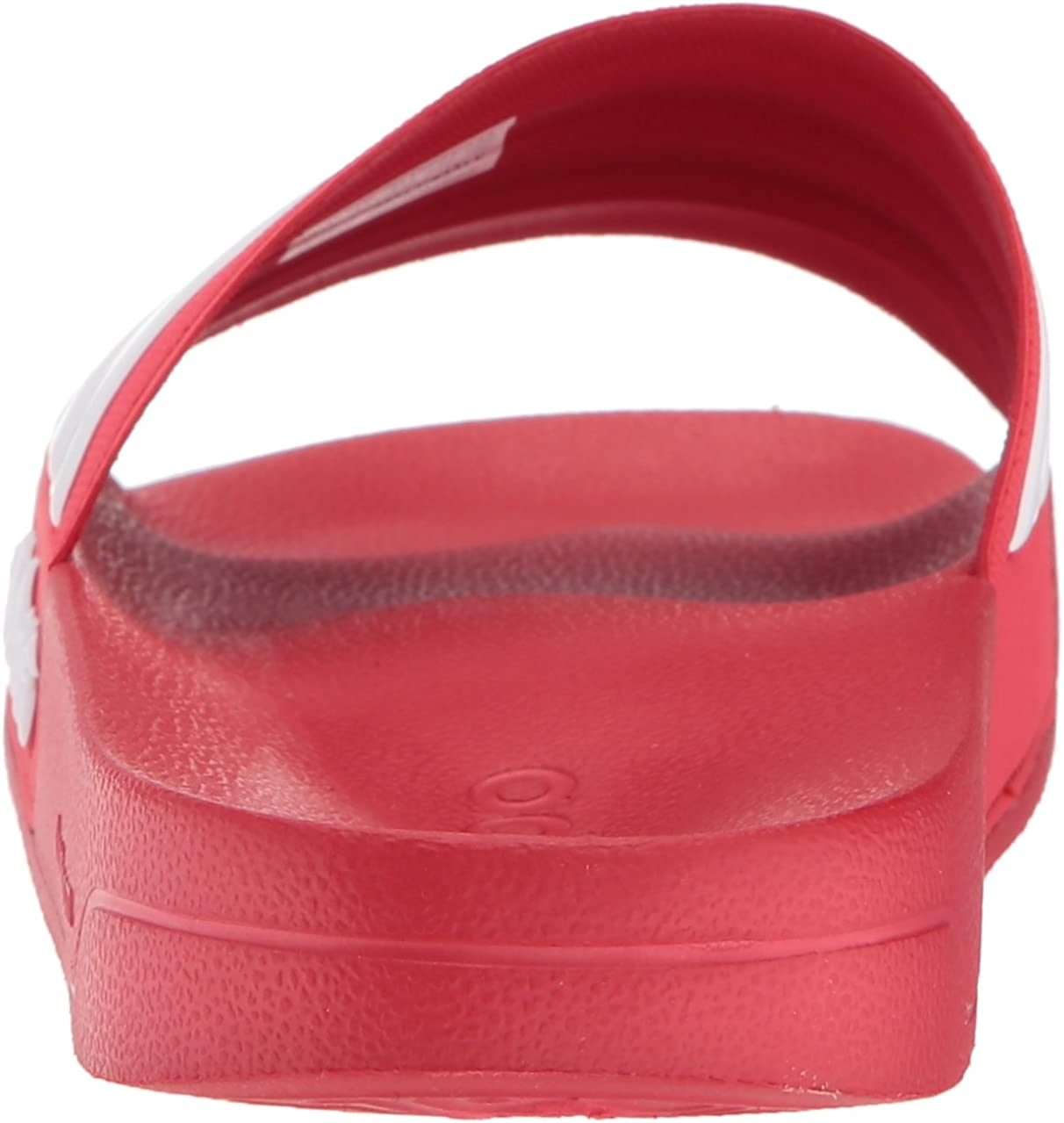 adidas Herren Shower Adilette, Dusche, Scarlet/White/Scarlet Scarlet/White/Scarlet