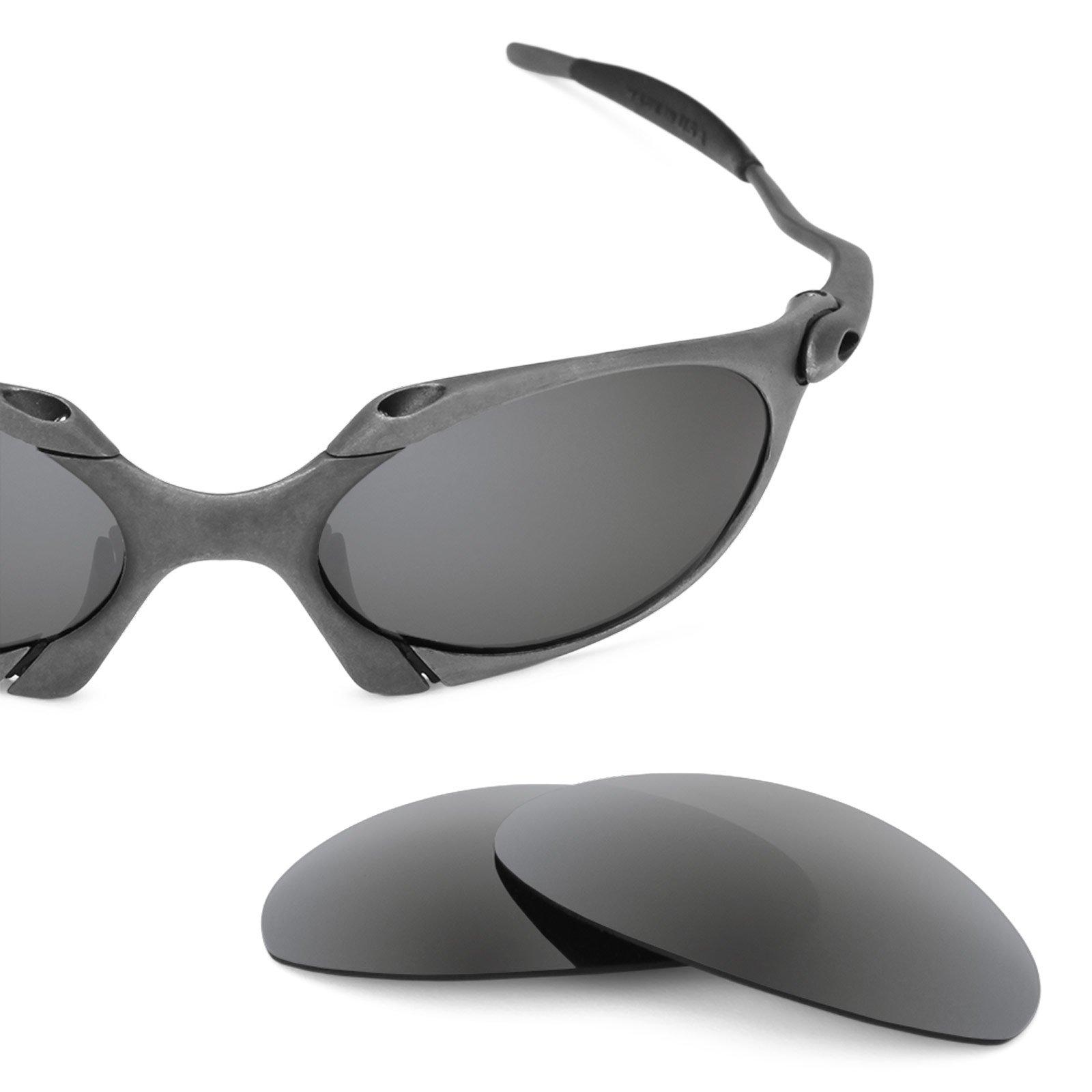 Revant Polarized Replacement Lenses for Oakley Romeo 1 Slate Grey