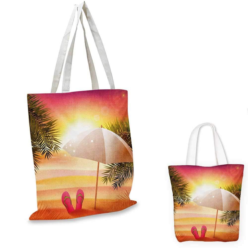 オレンジオールドの素朴なピアがビーチに描かれ、ロマンチックな静かな空のピュアトワイライトコンセプトの風景。 12