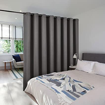 Amazoncom NICETOWN Room Dividers Shade Screens Partitions Extra