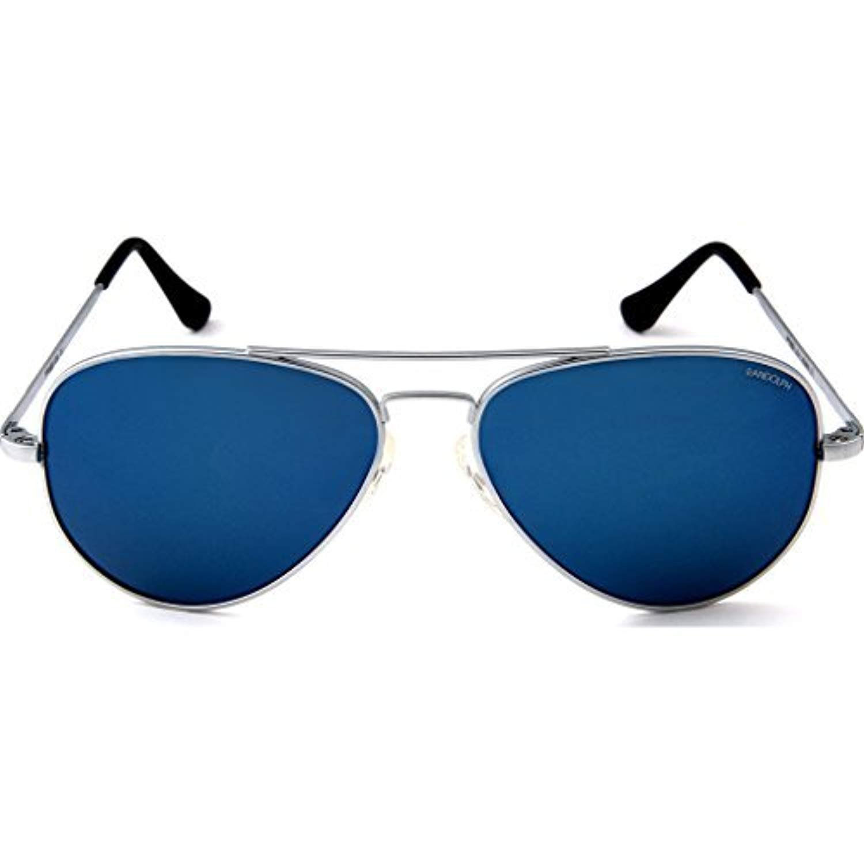 3b2c27cfc5eb Amazon.com: Randolph Engineering Concorde 52mm Chrome Sunglasses: Clothing