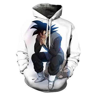Naruto Sudadera con Capucha 3D Impresión Pullover Sudaderas De Tendencia Hoodie Sweatshirt de Mangas Largas Bolsillos Unisex Cosplay,Manga,Dibujos Animados: ...