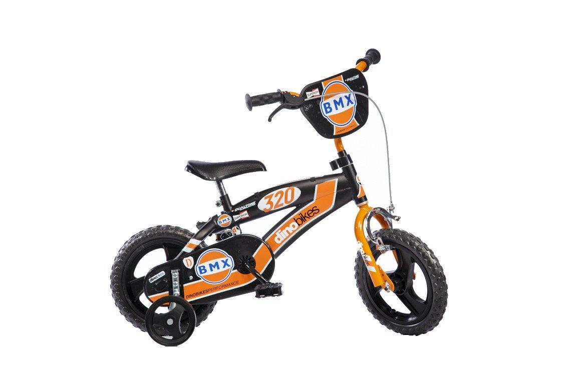 7aa499d71bf244 Dinobikes Dino Bikes BMX Garçon Marque 12 Pouces de 3 à 5 Ans, 125XL   Amazon.fr  Jeux et Jouets