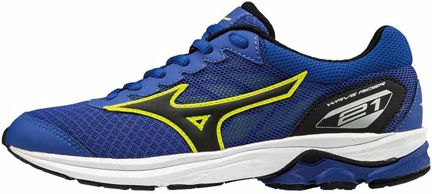 Mizuno Wave Rider 21 Jnr, Zapatillas de Running Unisex niños: Amazon.es: Zapatos y complementos