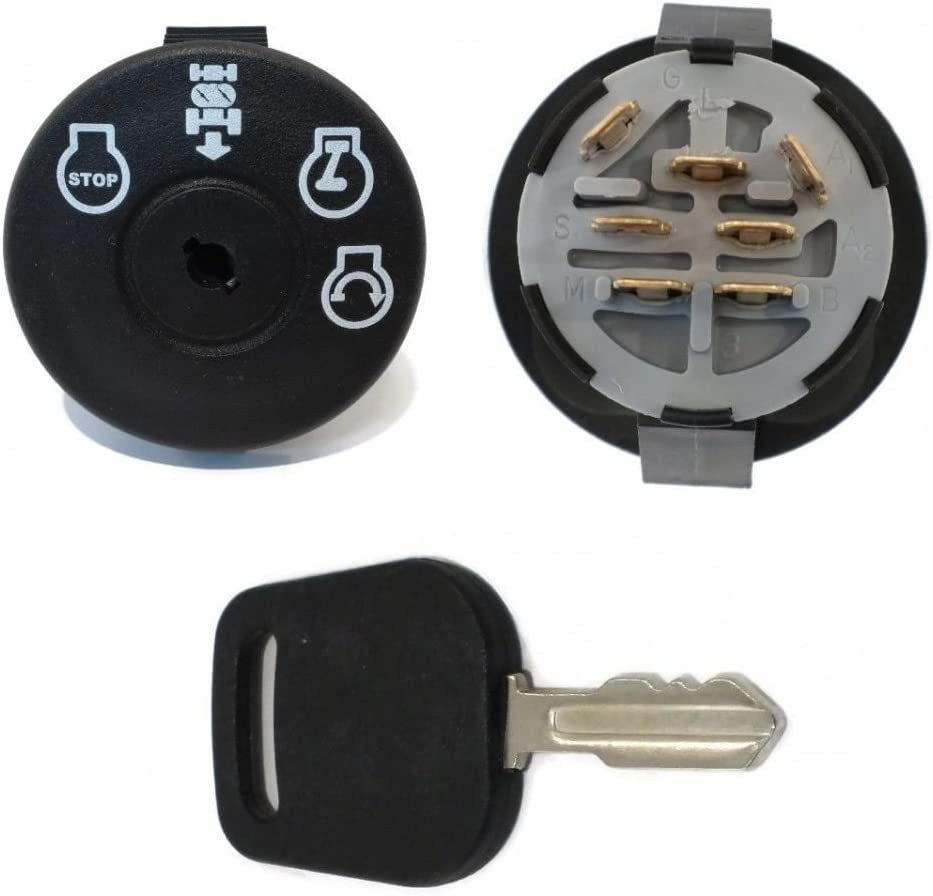 The ROP Long Beach Mall Shop Starter Ignition Switch LTS Virginia Beach Mall Key Husqvarna LT for