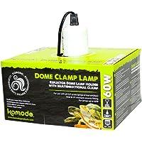 Komodo Dome Clamp Lamp Fixture 14cm