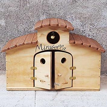 Blitzenpet New Mexico WP - Caseta exterior para gatos, fabricada en Italia: Amazon.es: Jardín