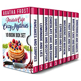 Cozy Mysteries 10 Book Box Set: The Peridale Cafe Series by [Frost, Agatha]