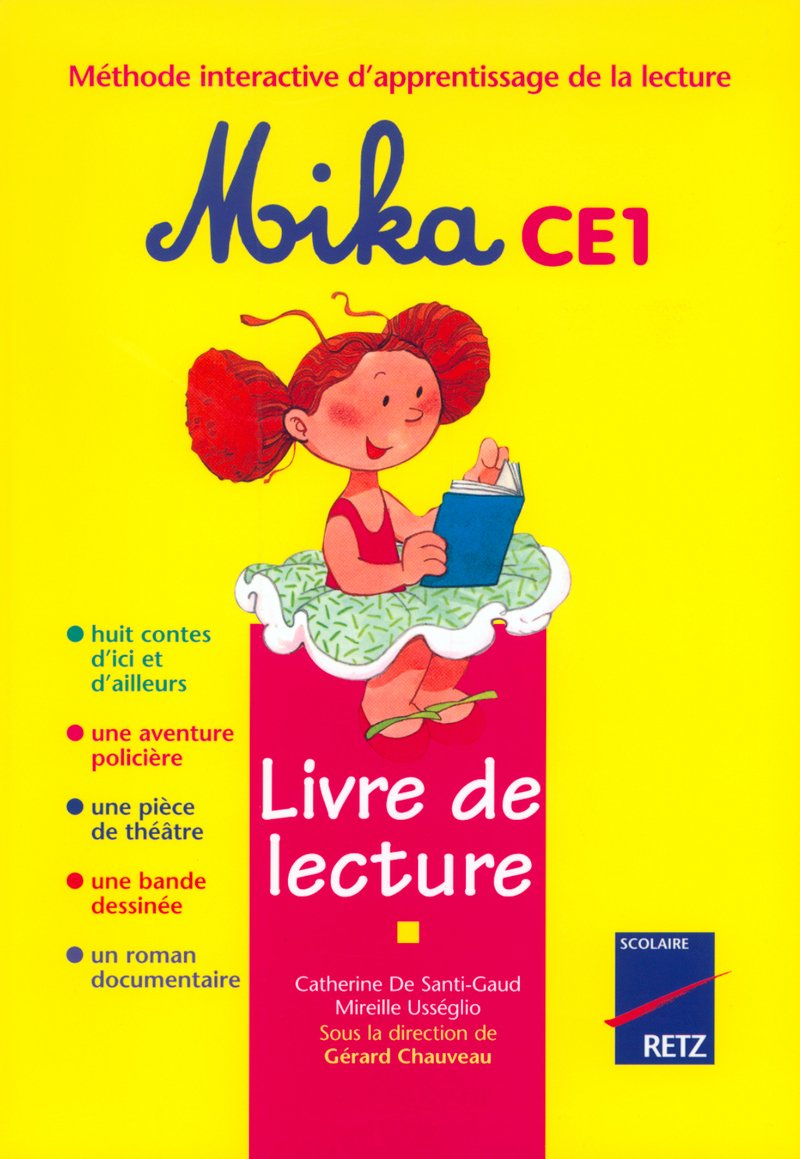 Mika CE40 Amazon.fr Usséglio, Mireille, De Santi Gaud, Catherine ...