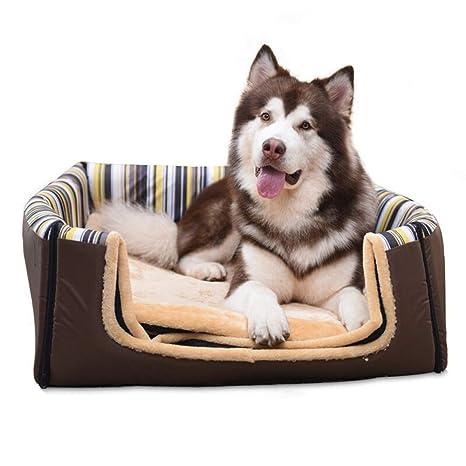 HUO FEI NIAO Perrera Perro Grande Nido Mascota Perro Mediano Perrera Casa de Perro Casa de