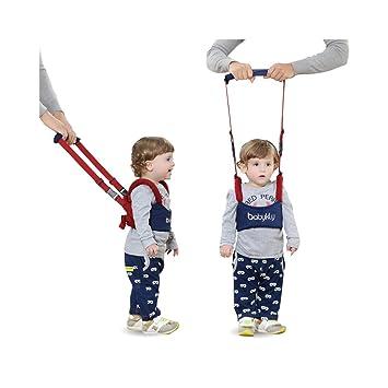 Amazon.com: huluwa Walking alas Handheld Baby Walker, bebé ...