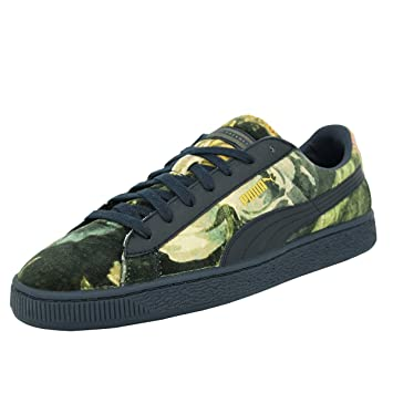 Rose Sneakers Puma Basket X Multicolore Homme Hoh Mode Chaussures 29YWHIeED