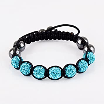 Aqua Blue High Quality Amazing Color 7 Balls Forever Charming