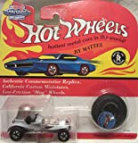 Hot Wheels Vintage Collection Gray RED BARON 1/64 Scale Die Cast Car!