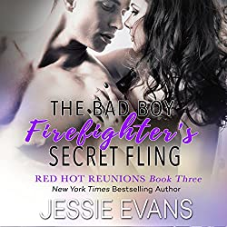 The Bad Boy Firefighter's Secret Fling