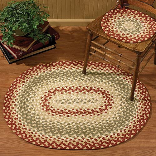 Park Designs Mill Village Braided Rug