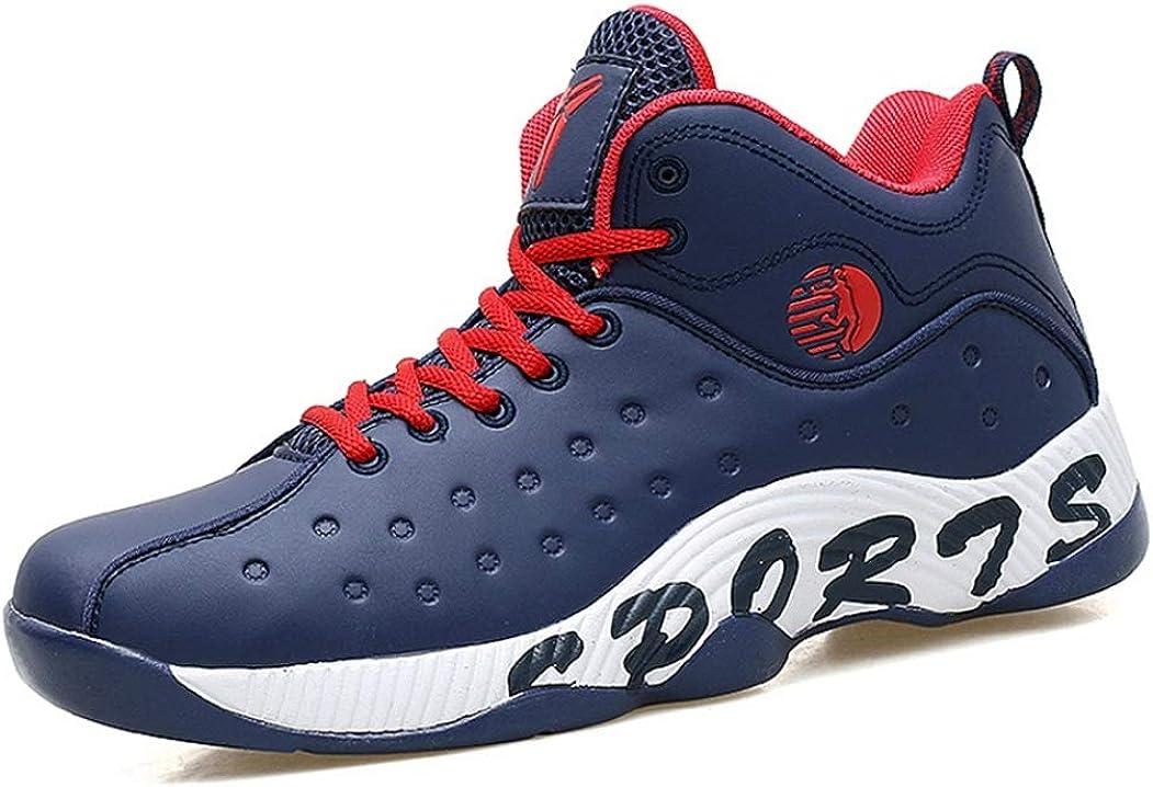 Zapatillas de Baloncesto para Hombre Zapatillas de Deporte Mixtas ...