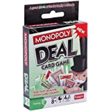 Bulex Monopoly Deal Card Game, Fun Puzzle Games