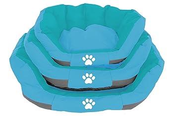 BPS Cama Colchoneta Cuna para Perros Mascotas de Verano Cama Colchón Manta Sofá Almohada Suave con