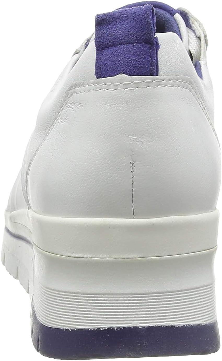 Tamaris Damen 1-1-23745-24 126 Sneaker Weiß White Royal 126