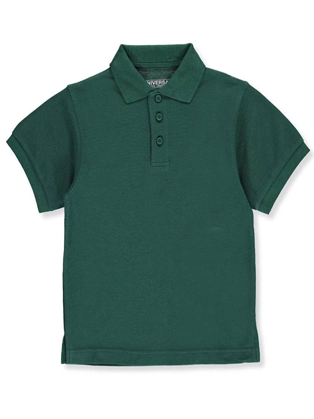 Universal School Uniforms Children's Short Sleeve Pique Polo Shirt - Many Colors Available