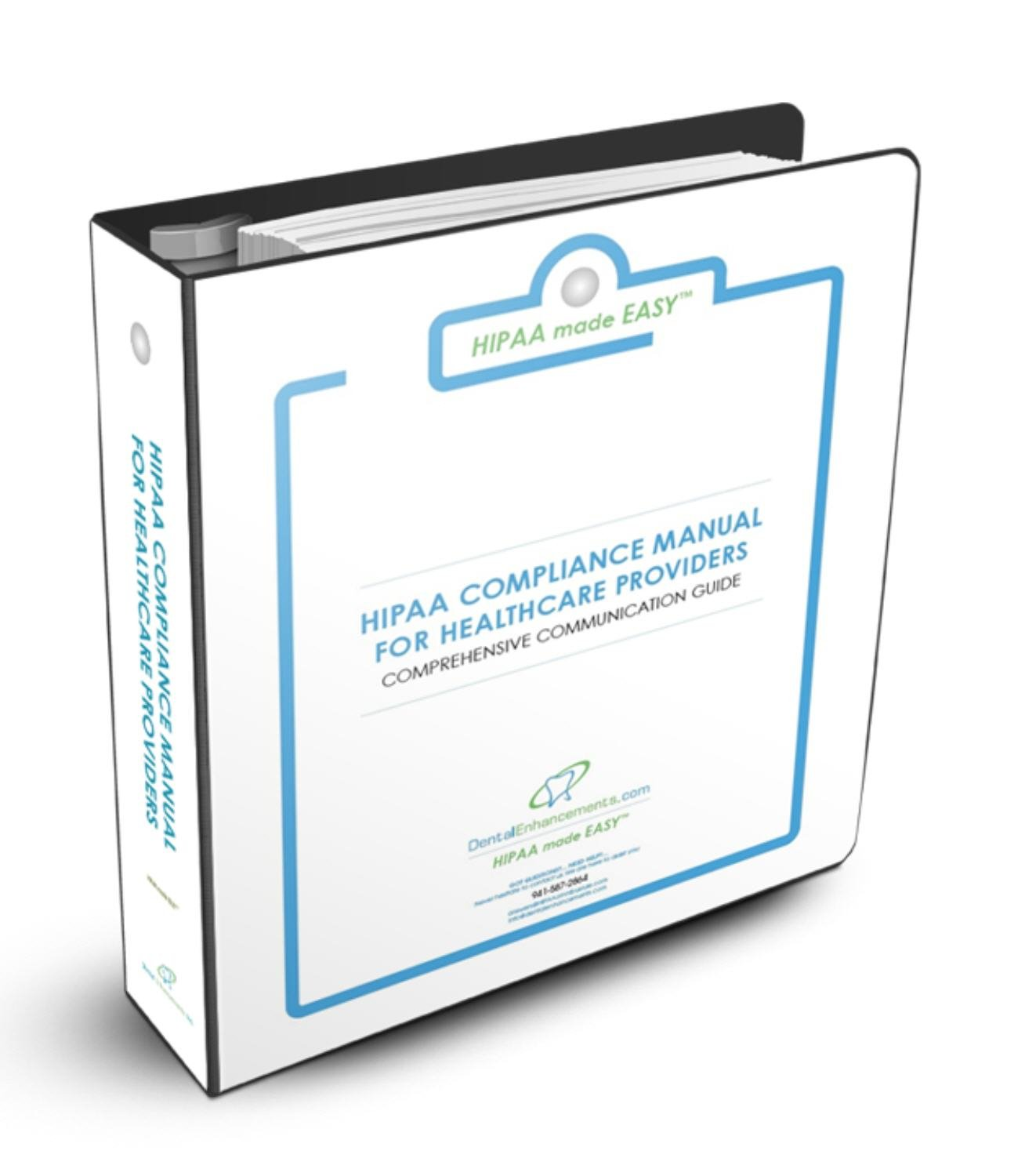 Amazon.com: 2018 HIPAA COMPLETE COMPLIANCE PKG By HIPAA Made EASYTM  includes HIPAA Compliance Manual, Training Video, eForms to Omnibus Rule Hi  Tech ...