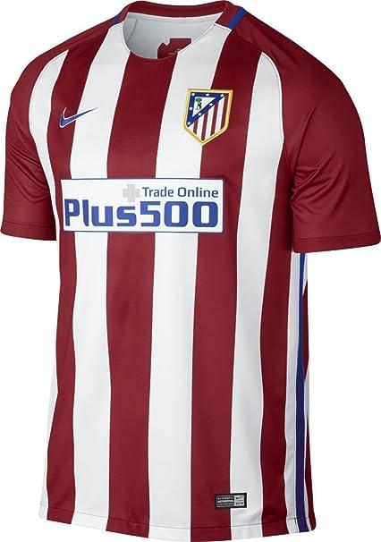 Nike 1ª Equipación Atlético De Madrid 2016/2017 - Camiseta Oficial ...