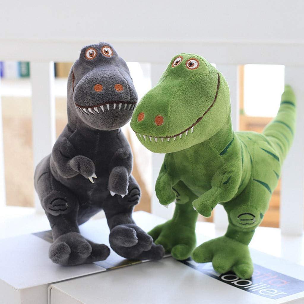 Süß Weiches Plüsch Tyrannosaurus Dinosaurier Bett Zeit Kinder Plüschtier Klassik