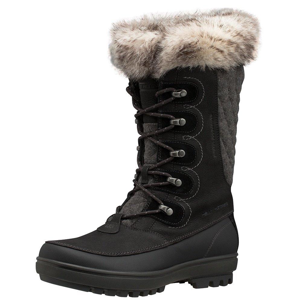 Helly Hansen Women's W Garibaldi Vl-W Cold Weather Boot B079LP41WM 7 B(M) US|Jet Black, Jet Black