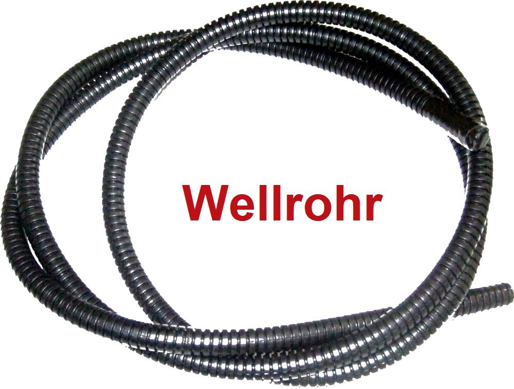 Extherm TWIN-Heizkabelmatte elektrische Fu/ßbodenheizung 150 W//m/² 4.0 m/²