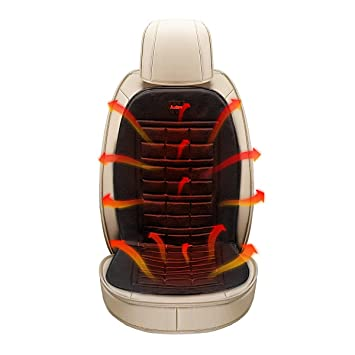 Review Audew Heated Seat Cushion