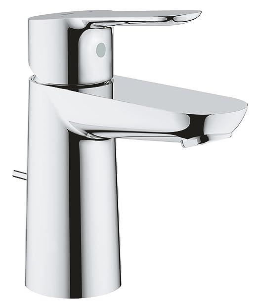 Grohe Bauedge Bad Waschtischarmatur S Size Mit Zugstange Mit