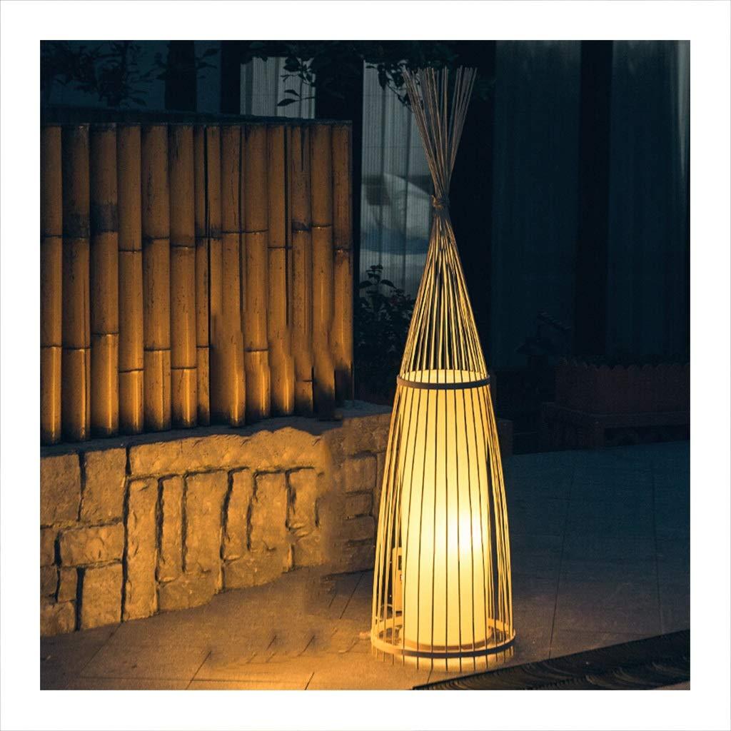 フロアランプ LEDフロアランプ フロアランプ B07PSNWW91、レトロスタディルームリビングルームベッドルーム竹照明、竹装飾フロアランプ B07PSNWW91, コクブンジシ:3417f440 --- centrohospitalariomac.com.mx