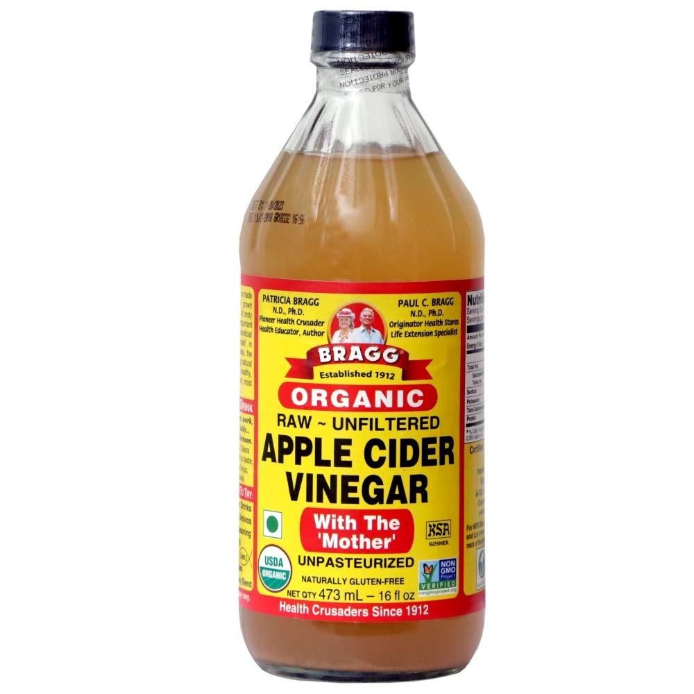 Bragg Organic Raw Apple Cider Vinegar 473 Ml