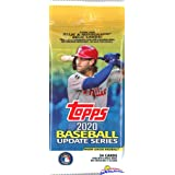 2020 Topps Update MLB Baseball EXCLUSIVE HUGE Factory Sealed JUMBO FAT PACK with 34 Cards including TURKEY RED Insert! Loaded