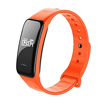 Cebbay Reloj Inteligente Pulsera Actividad Inteligente para Deporte Monitor de sueño,Podómetro,Calendario,
