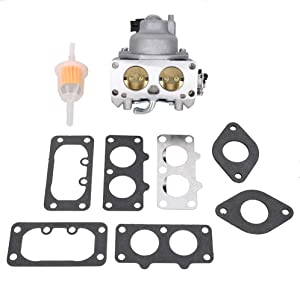 15004-7024 Carburetor kits Compatible with Kawasaki 15004-0941 FH641V FH661V FH721V FX850V 22 HP engine Carb # 15004-1010 15004-0763 15004-0757 15003-7094 15004-1005