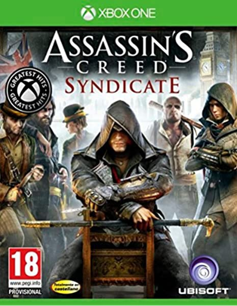 Assassins Creed: Syndicate - Greatest Hits: Amazon.es: Videojuegos