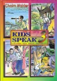 Kids Speak 3, Chaim Walder, 0873068300