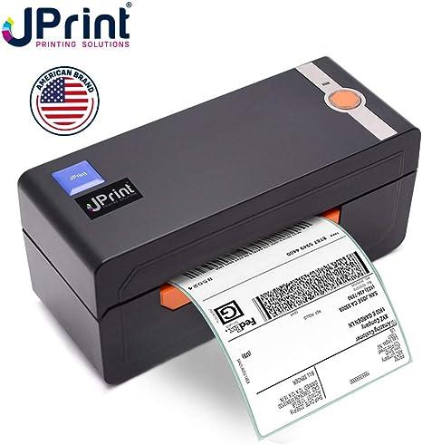 Amazon.com: JPrint Label Printer - Impresora térmica directa ...