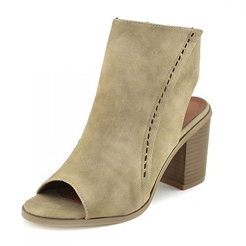 Calzature amp; donna Footwear con Accessori per cerniera Kick marroni wwgqrfdRB
